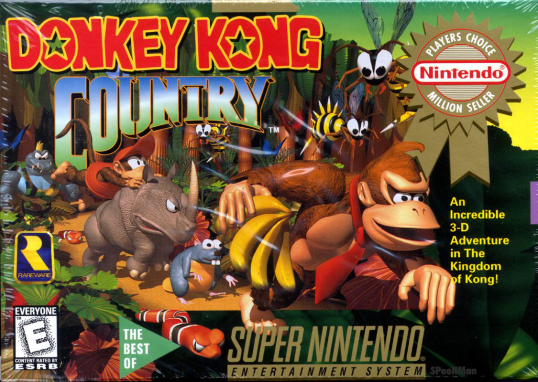 The second best selling SNES game of all time