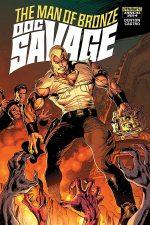 doc savage annual 2014