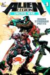 Alien legion uncivil war 1