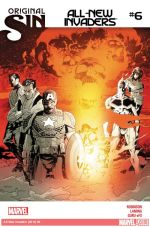 All New Invaders 6