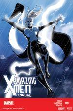 amazing x-men annual 1