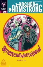archer and armstrong 21