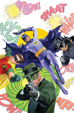batman 66 meets green hornet 1