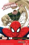 marvel universe ultimate spider-man 27