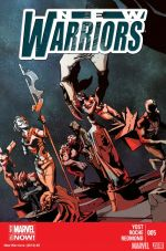 new warriors 5