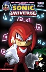 sonic universe 64