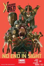 uncanny x-men special 1