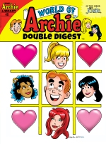 world of archie double digest 40