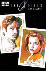 x files art gallery