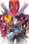 deadpool vs x-force 2