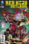 red hood and the outlaws 33