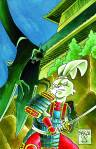 usagi yojimbo color special artist one-shot
