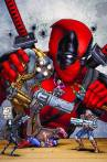 Deadpool vs X-Force #3
