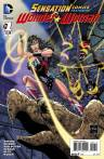 Sensation Comics Featuring Wonder Woman #1