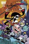 Super Secret Crisis War Grim Adventures of Billy & Mandy #1